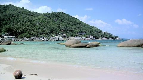 Thong Takhian (Silver) Beach, Koh Samui Footage