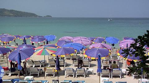 Kalim Beach Footage
