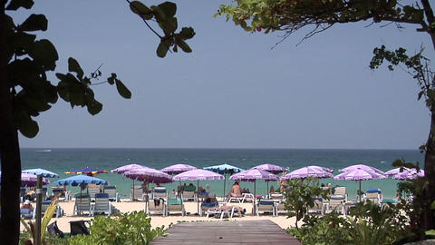 Karon Beach Live Action