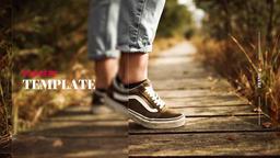 Elegant Grunge - Premiere Slides Premiere Pro Template