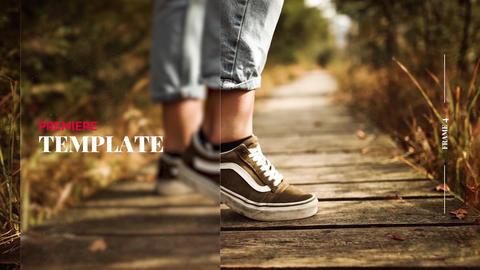Elegant Grunge - Premiere Slides Premiere Proテンプレート