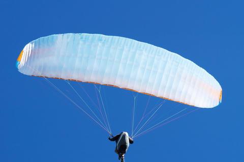 Paragliding Fotografía