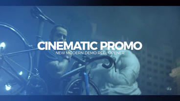 Premier Modern Сinematic Opener MA Premiere Pro Template