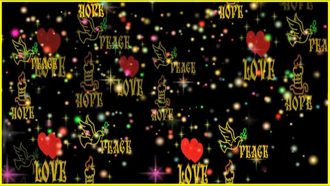 NEW YEAR WISH-Neujahrswunsch CG動画