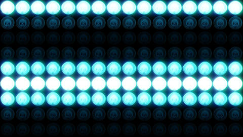 Blinking Lights. VJ loop Stock Video Footage