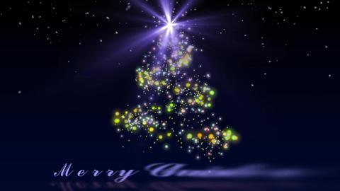 Christmas Intro(blue) ビデオ