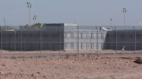 Arizona State Prison Complex in Perryville Footage