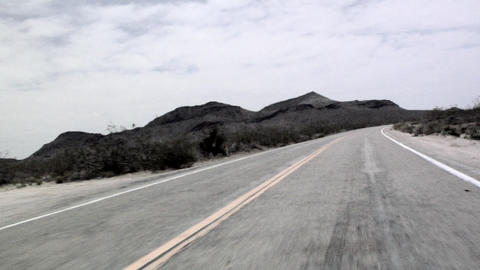 POV on Route 123 in Puerto Rico Live Action