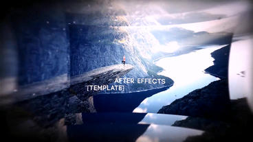 Epic and Modern Opener 2(Style 2) After Effects Template