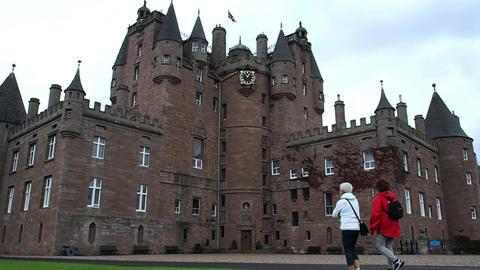Glamish Castle, Scotland Bild