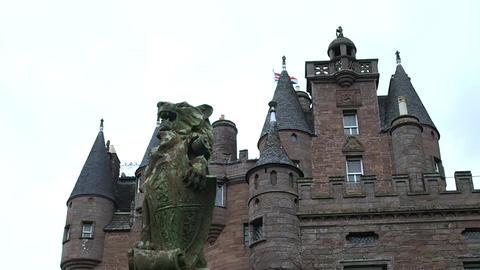 Glamish Castle, Scotland 画像