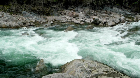 Paiva River stock footage