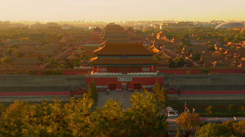 the Forbidden city Live Action