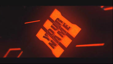 BlackOps3 Template/3D 4D intro Plantilla de After Effects