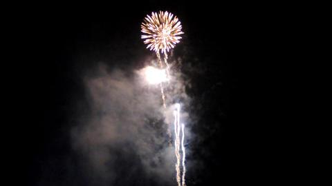 Fireworks Finale Footage