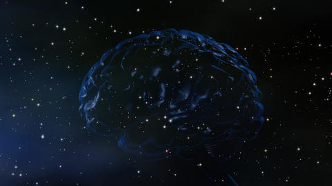 The universe of the mind Animation