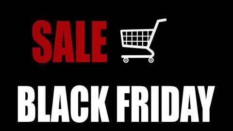 Sale Black Friday Animation Image
