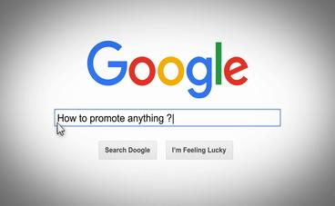 Google search Logo/ Service-Product-Eshop Promo After Effects Templates