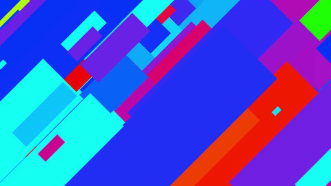 Pattern Glow 4K 04 Vj Loop Animation