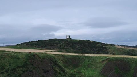 Stonehaven War Memorial Footage