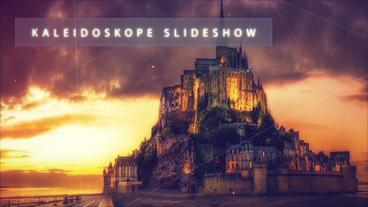 Kaleidoscope Slideshow After Effects Template
