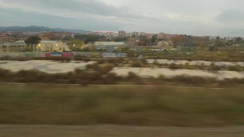 Train Trip Out the Window ビデオ