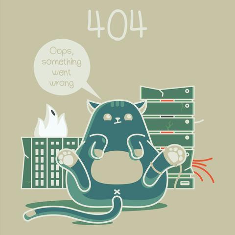 404. fanny cats design Fotografía