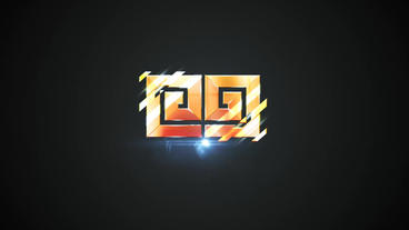 Logo intro After Effects Template