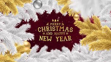 Magic Christmas Slideshow Plantilla de After Effects
