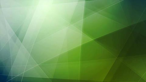 Abstract tech geometric polygonal motion design Animation