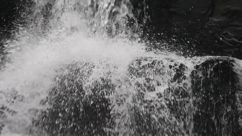Klong Yai Kee Waterfall Footage