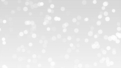 Christmas Falling snowflakes animation particles snowflakes and snow background Animation