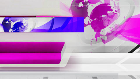 Virtual room purple Live Action