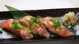 Salmon Cheese Sushi ライブ動画