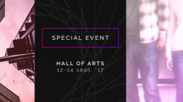 Stylish Event Promo After Effects Templates