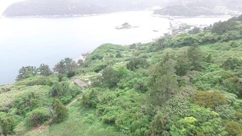 Geomundo Island-British soldier graves Footage