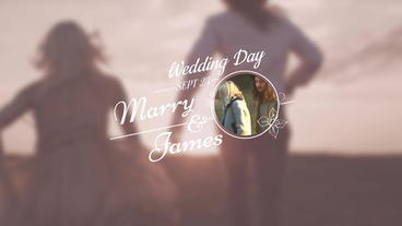 top 10 wedding titles ae templates
