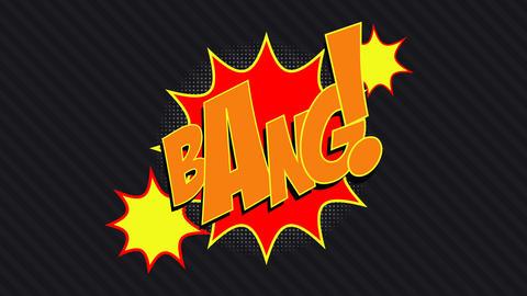 Boom! Bang! Zap! Animation