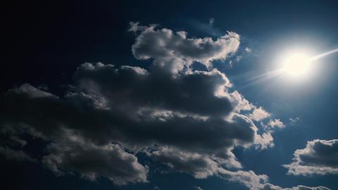 sky Tokyo Time-lapse 空 雲 太陽 微速度07 ビデオ