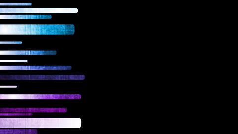 Blue purple grunge stripes video animation Animation
