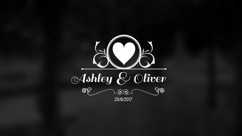 WeddingTitle After Effects Template