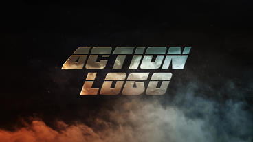 Action Logo ME After Effects Templates
