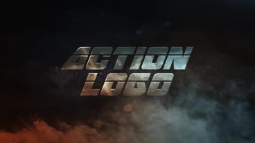Action Logo ME After Effects Template