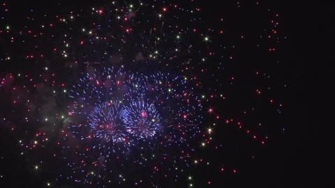 Fireworks show Footage