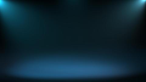 Bright spotlights Stock Video Footage