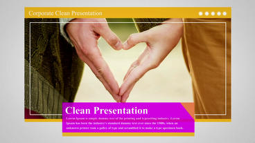 Corporate Clean Presentation After Effects Templates