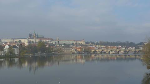 Prague Vltava River 画像