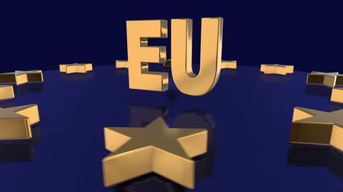 elegant gloden EU animation loopable 11786 Animation