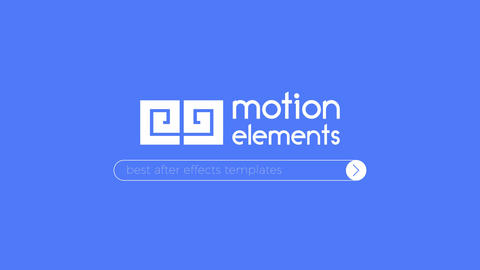 Web Search Logo Reveals After Effects Template