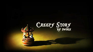 CREEPY STORY INTRO After Effects Template